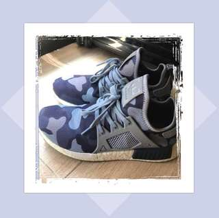 Authentic Adidas NMD XR1 Duck Camo (Women's)