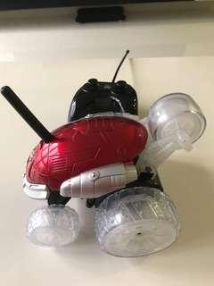 Remote Control Robotic Car