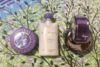 Repriced Bvlgari 3in1 set