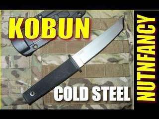 Cold Steel Kobun tanto knife