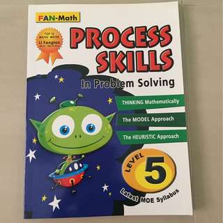 Process Skills In Problem Solving P5