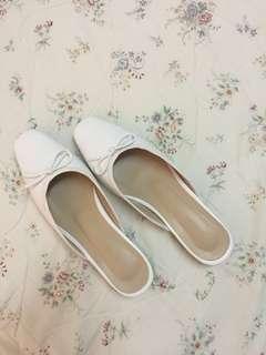 🚚 studio doe方頭娃娃穆勒鞋