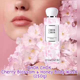 CHOK CHOK Cherry Blossom & Honey Body Wash