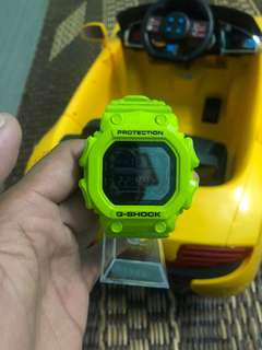 Authentic G-Shock GX 56 ( Used )