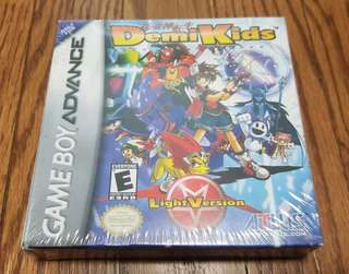 Nintendo Gameboy Advance Demi Kids Light Version TRADE Only