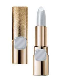 🚚 L'Oréal Paris Colour Riche Metallic lipstick in #630 Silver Spice