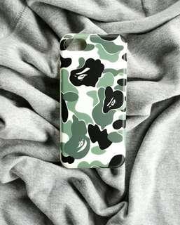 Case iphone abathing ape bape iphone 6 6s 6+ 7 7+ 8 8+