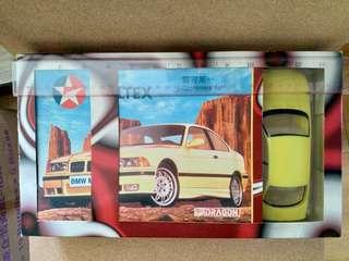 模型車(BMW M3)