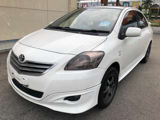 Toyota vios 1.5j