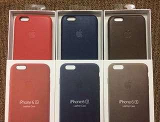 Leather Case Iphone 6 dan 6s