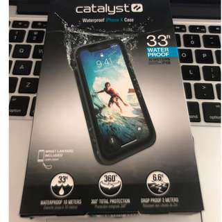 Catalyst Waterproof Case for the iPhone X