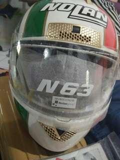Helm Nolan 63 size L