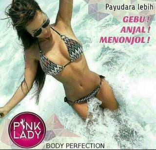 PINKLADY BODY PERFECTION !! DIETARY SUPPLEMENT NO1 MALAYSIA !