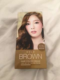 Nature Republic Gold Brown Hair Dye
