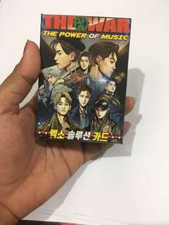 Exo Solution card