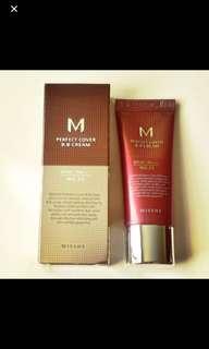 Missha BB cream 23