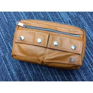 90% new ~ Porter International Milky Plus Shoulder Bag