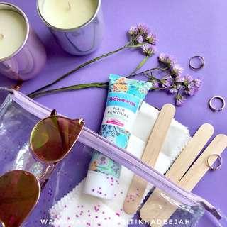 🚚 READY STOCK (Wawawax Organic Hair Removal)