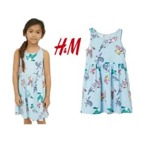 H&M dress for kids 1to2 yrs old