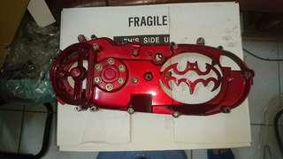 蝙蝠俠客製化機車傳動外蓋