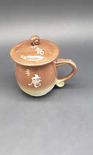 高溫陶瓷百家姓氏水杯