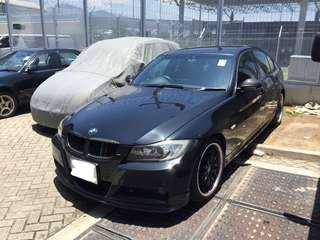 BMW 323I 2007 M package