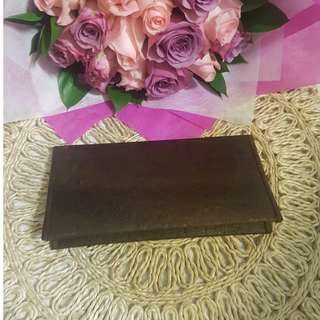 🚚 Handmade Abaca Long-fold Wallet