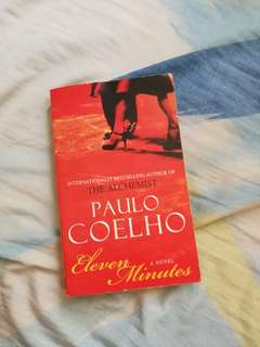 Eleven Minutes by Paulo Cuelho