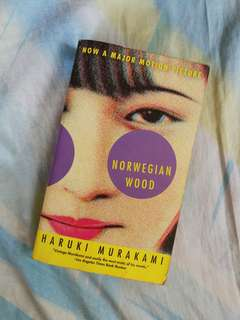Noreweigan Wood by Haruki Murakami