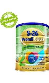 S26 Stage 2 Milk Powder