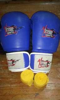 Boxing gloves 12oz