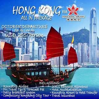 HK ALL-IN PACKAGE