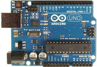 Arduino Uno OEM + USB Cable