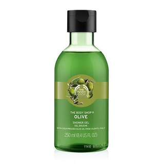 Body Shop Shower Gel (Olive Oil)