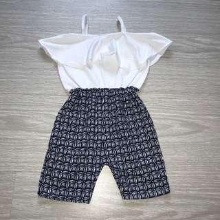Brand new baby girl romper jumpsuit