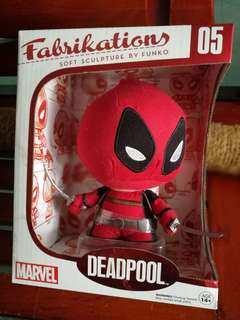 Deadpool Funko Fabrikations