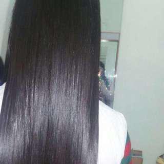 Volume Hair Rebonding @ Bedok