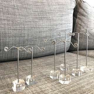 🚚 Earring Stands (7 pcs)