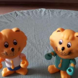 SG50 Singa Lion Toy Figurine