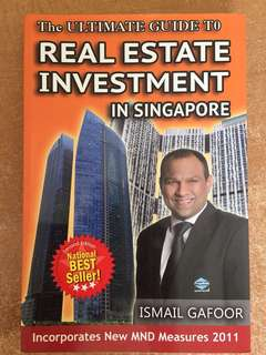 Real Estate investment in Singapore by Ismail Gafoor