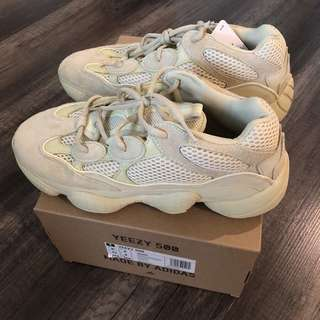 Yeezy Yellow SuperMoon US 8.5 Authentic