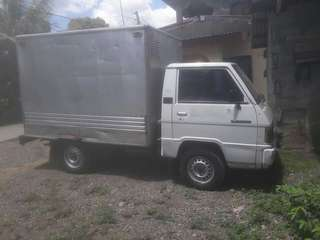 Mitsubishi L-300 Aluminum Van