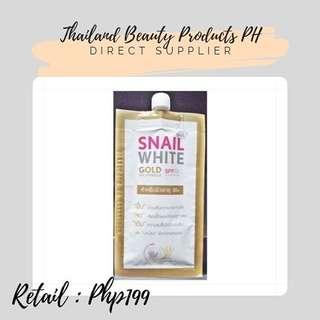 Snail White Gold Cream by Namu Life SPF 30 (Authentic)