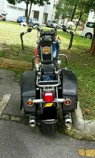 Harley RoadKing 1999 FLHR