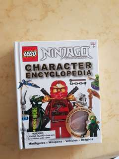 Ninja character encyclopedia