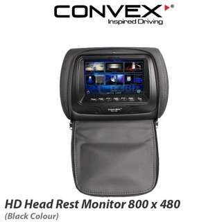 Convex HD 7 Inches Head Rest Monitor
