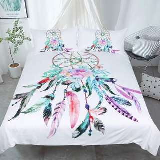 Pre ordered Duvet covers