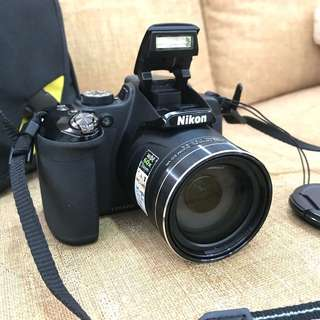 NIKON P600 [Negotiable]