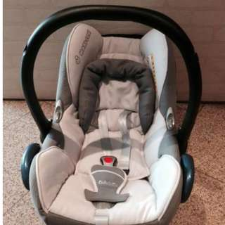 maxi cosi carseat preloved