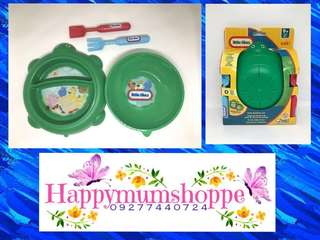 Little Tikes Turtle Mealtime Set